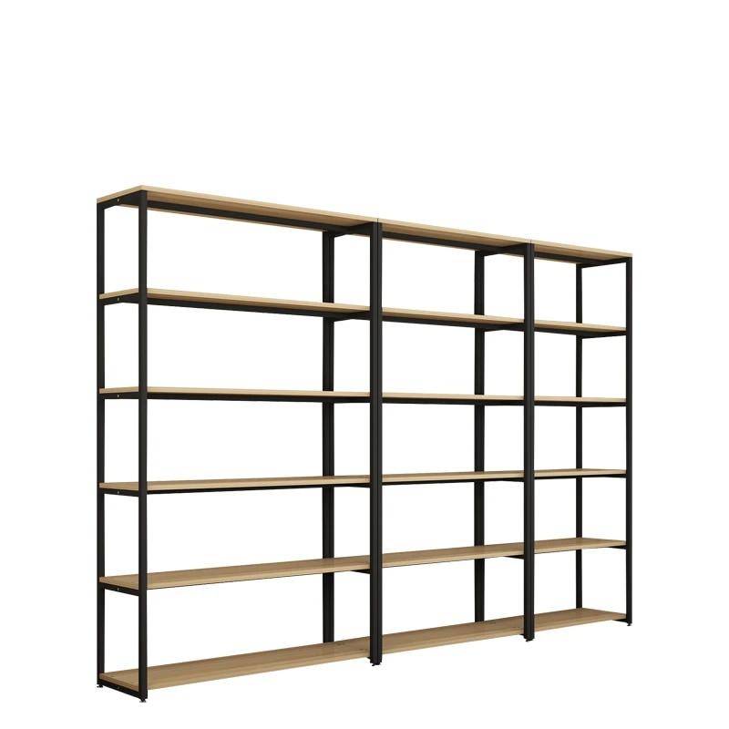Living Room Floor To Ceiling Rack Iron Multi Layer Office Filing Cabinet Bookshelf Storage Balcony Shelf Holders Racks Aliexpress