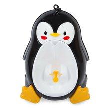 Горшок для мальчика горшок туалет обучение пингвин дети подставка