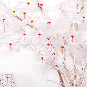 Image 5 - 300cm Artificial fake tree Plants Real touch branches liana Wall Hanging Rattan Plastic flexible flower vines Wedding Decoration