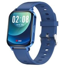 Skybon Q18 Mannen Vrouwen Smart Horloges Waterdicht 1.7 Inch Full Touch Multi Dial Ultra Dunne Sport Gezondheid Tracker Voor ios Android