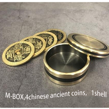 magic elixir stage size gimmick magic props prophecy illusions stage magia toys professional magician mystery party magic show M-BOX by Jimmy Fan (Morgan Size)Magic Tricks Stage Close Up Magia Mystery Box Magie Coin Appearing Magica Illusion Gimmick Props