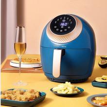 Smart Home automatyczna patelnia bezolejowa niskotłuszczowa patelnia elektryczna do pieczenia beztłuszczowa frytownica toster beztłuszczowa frytownica elektryczna bez oleju tanie tanio OLOEY CN (pochodzenie) 1400 W 220-240 v 3 2L STAINLESS STEEL KGKZ-AS2