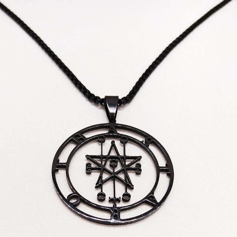 Astaroth Sigil Necklace