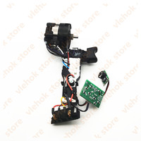 DC 18V Motor and Switch For Dewalt DCD796 DCD791 Power Tool Accessories Electric tools part