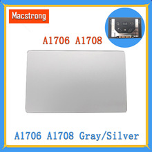 Replacement Trackpad/touchpad Touchpad/trackpad Macbook A1708 for Pro/Retina/A1706 Gray/silver