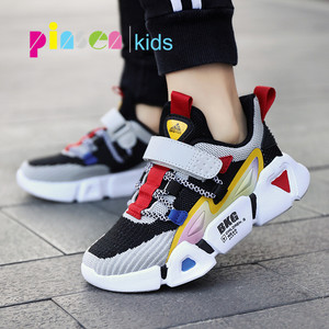 Image 1 - 2020 New Kids Sport Shoes For Boys Sneakers Girls Fashion Spring Casual Children Shoes Boy Running Child Shoes Chaussure Enfant