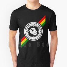Camiseta De algodón De 100% De tamaño grande para mujer, remera De isla reunionesa, mapa De isla Lokal De La reunión, Diy, 974, 974