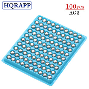 100PCS/Lot LR41 AG3 SR41W 392