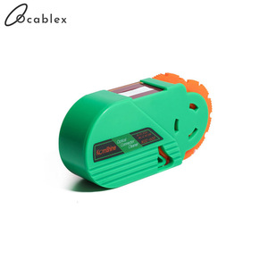 Image 3 - 5 Pcs/Lot Fiber end face cleaning box fiber wiping tool pigtail cleaner cassette fiber cleaner