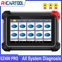 XTOOL EZ400 PRO OBD2 Tool Scanner Automotivo Car ALL System Diagnostic Tool Read ECU TPMS Code Reader KO CRP909X CRP909E MK808