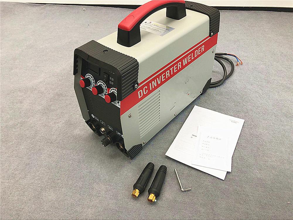 2In1 ARC/<font><b>TIG</b></font> IGBT Inverter Arc Electric Welding Machine 220V 20-250A MMA Welders Power Tools image