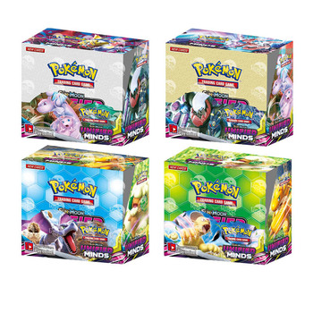 TAKARA TOMY 324pcs/set Pokemon Battle Toys Hobbies Hobby Collectibles Game Collection Anime Cards for Children 2