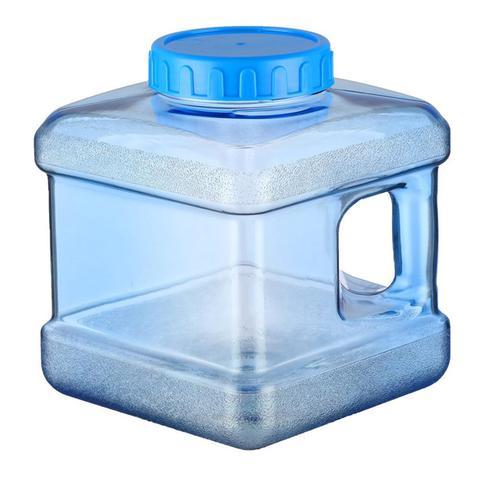 armazenamento do recipiente de agua do produto comestivel pc para o carro auto conducao ao