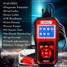 Full Function Car Fault Code Reader Engine Check Scanner Diagnostic Tool OBD2 Car Diagnostics Multi-languages Universal Car Tool