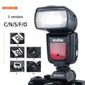 Godox TT685 Flash TTL HSS 1/8000s GN60 Camera Flash Speedlite Compatible For Canon Nikon Sony Fuji Olympus