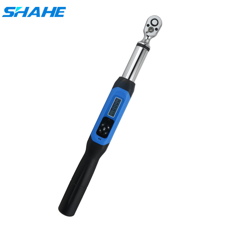 SHAHE Torque Wrench 1 4 3 8 Adjustable Professional Electronic Torque Wrench