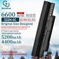 Golooloo 11.1V 4400 Mah Batteria Del Computer Portatile per Acer Aspire One 253H 532H 532G UM09H31 UM09H41 NAV51 UM09G31 UM09H75 NAV50 4400 Mah