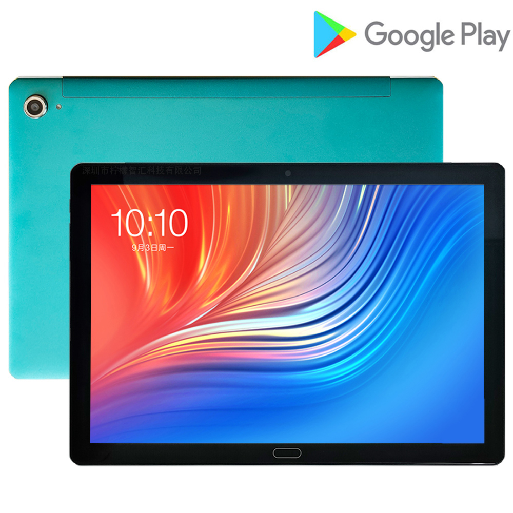 10.6 inch Tablet MT6797 X20L Deca Core 1920 x 1280 IPS Screen G+G Dual 4G LTE 4GB RAM 128GB ROM Android Tablet pc image