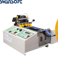 Factory Outlet 988T 988T computer automatic hot and cold Cloth belt cutting machine