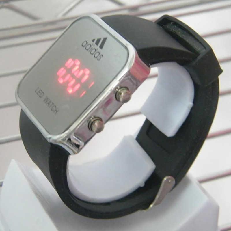 Moda Sport zegarek LED luksusowe mężczyźni cyfrowy wojskowy armia Sport Fitness kobiety zegarek Militar Relogio Feminino zegarek zegar