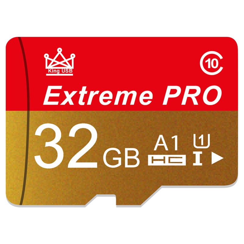 100% Original Mirco SD Card 32GB 64GB micro sd cartao de memoria tf Card 128GB 256GB 512GB Class10 for Mobile phone