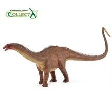 CollectA Apatosaurus Brontosaurus dinozorlar oyuncak klasik oyuncaklar Boys için çocuk prehistorik hayvanlar modeli 88825