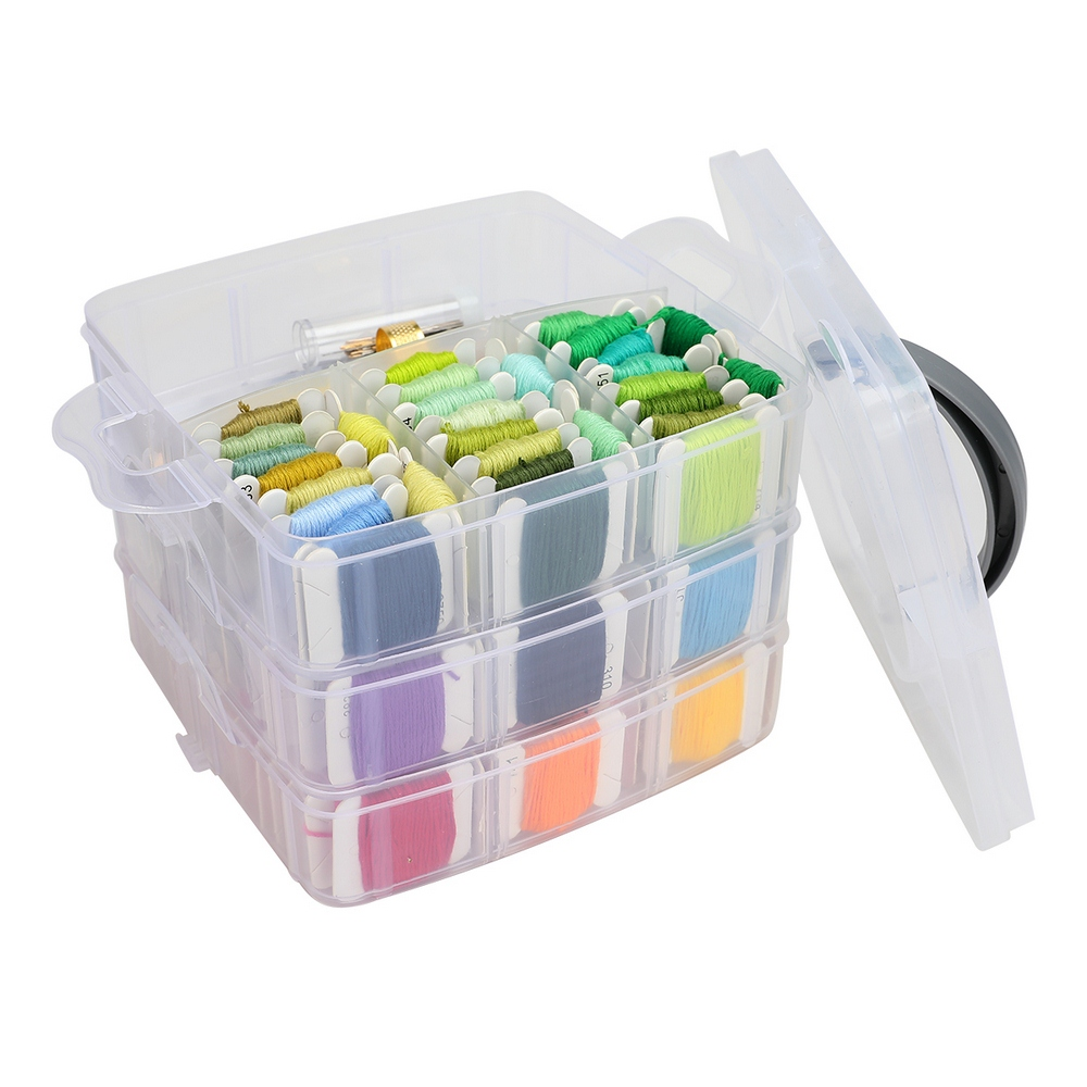 Cross stitch thread embroidery thread-embroidery thread set around the thread board 150 colors фото