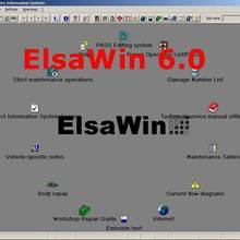 2020 Горячие Авто Ремонт программного обеспечения elsawin 60
