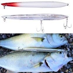 Hunt house SANDEEL SURF WALKER ołówek swimbait stickbait ołówek przynęta twarde wędkowanie przynęta tonący pływające przynęty savage gear w Przynęty od Sport i rozrywka na
