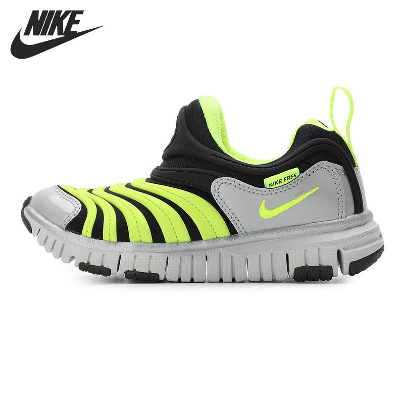 Original New Arrival NIKE DYNAMO Kids Running Shoes Children Sneakers