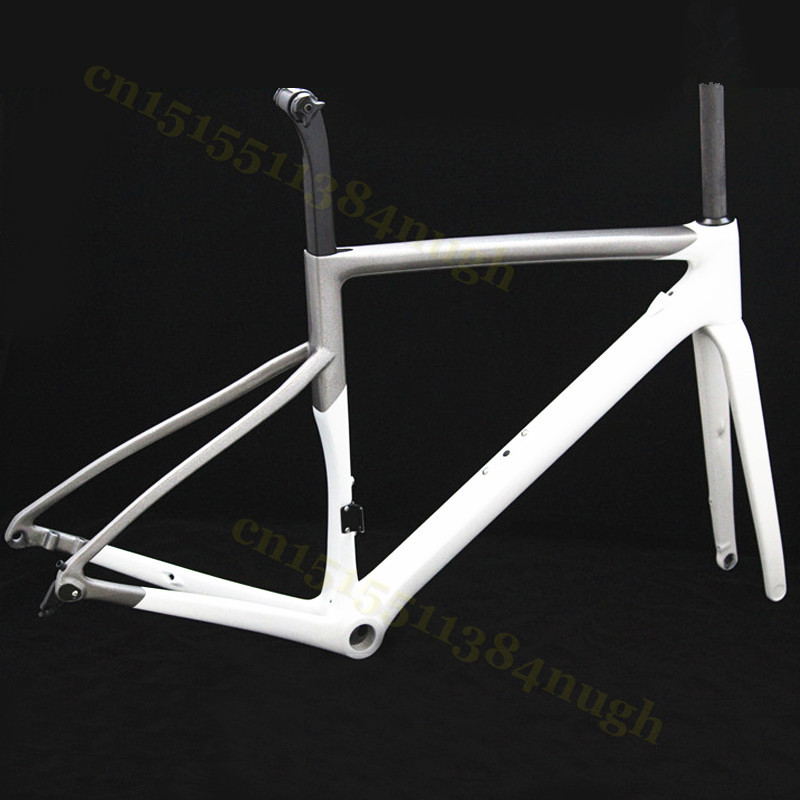 Axle Bike Frameset Rim-Brake Bicycle Carbon-Road-Frame DPD T1100-Top Taiwan New And XDB