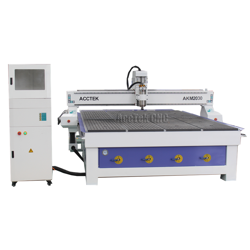 Discounted Price Woodwork Cnc Router Machine , Wood Cnc Engraving Machine , China Cnc Wood Router For Sale