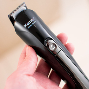 Image 5 - Kemei 11 In 1 Multifunction Hair Clipper Professional Hair Trimmer for Men Electric Beard Trimmer Hair Cutting Machine 45D