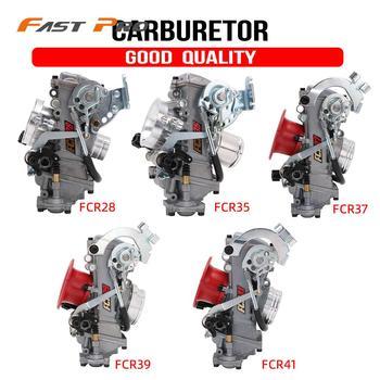 Carburador Power Jet de Zinc para motocicleta Carburador Power Jet para Keihin, CRF450, CRF650, FS450, Husqvarna, KTM, FCR28, 33, 35, 37, 38, 39, 40, 41MM