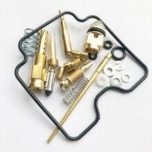 Комплект для восстановления карбюратора для SUZUKI LTZ400 2003-2008 LTZ 400 Z400 мотоциклетный карбюратор Карбюратор Ремонтный комплект запасные части