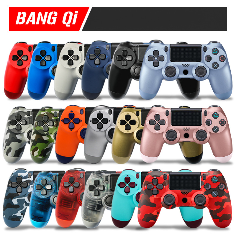 Newest <font><b>Bluetooth</b></font> 4.0 Wireless DualShock <font><b>Gamepad</b></font> <font><b>Remote</b></font> <font><b>Controller</b></font> for Sony Playstation 4 PS4 <font><b>Controller</b></font> <font><b>Joystick</b></font> <font><b>Gamepad</b></font> image