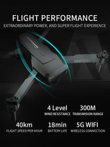 Gps-Drone Rc Quadcopter E520S Dual-Camera Optical-Flow Wifi Professional XS818 VISUO