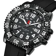 Мужские кварцевые часы Бен невирас (подарочный браслет) роскошного