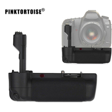 PINKTORTOISE BG-5DII Battery Grip Holder for Canon EOS 5D Mark II 2 DSLR Camera LP-E6 цена 2017