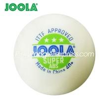 Table-Tennis-Ball JOOLA Ping-Pong-Balls 3-Star 40 ABS Plastic Original Ittf-Approved