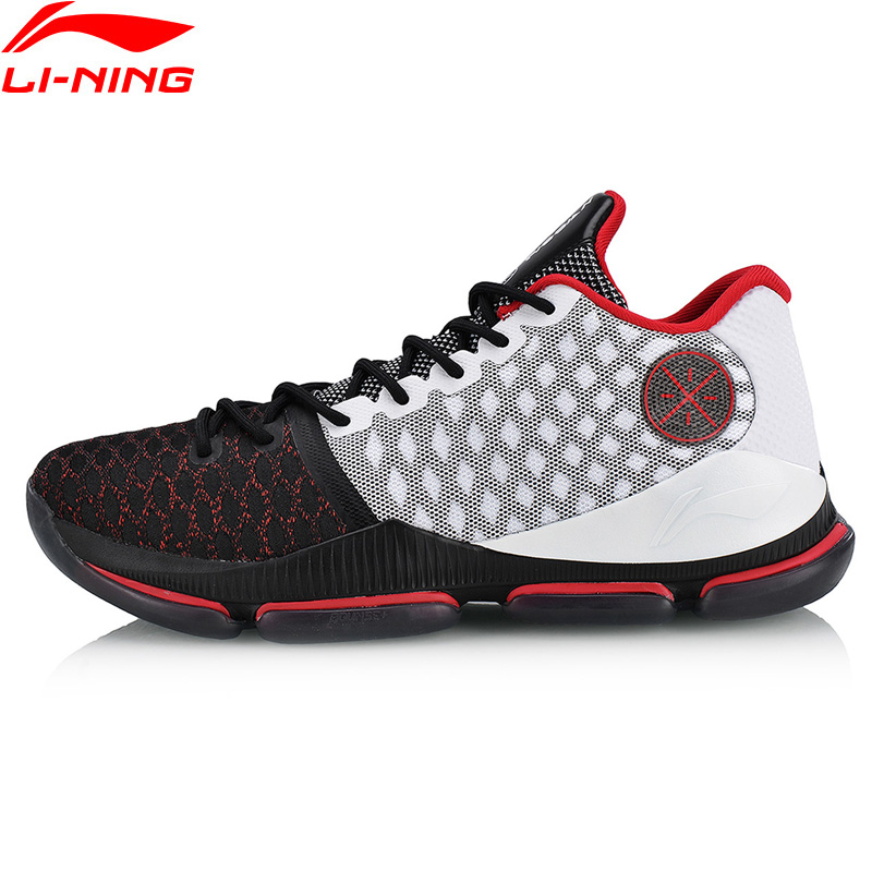 Lining Basketball-Shoes Cloud-Bounse Wade Winter Edition Professional Men ABAN011 XYL137