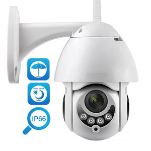 1080P WIFI IP Camera WHITE Wireless Outdoor CCTV HD Home Security UK-NEW I9m Web Camera Home Camera Wifi Doorbell