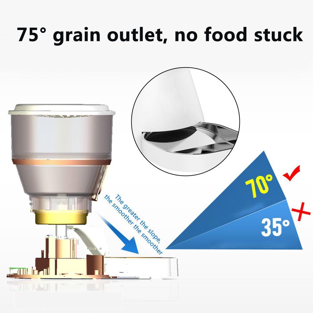 Dengofng alimentador autom/ático de Alimentos y dispensador de Agua para Perros y Gatos Fuente de alimentaci/ón y riego para Gatos