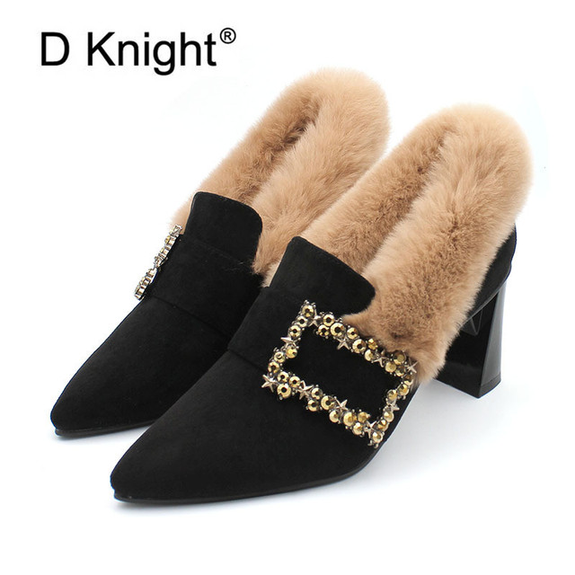 New Fashion Shallow Pumps  Woman Shoes  1