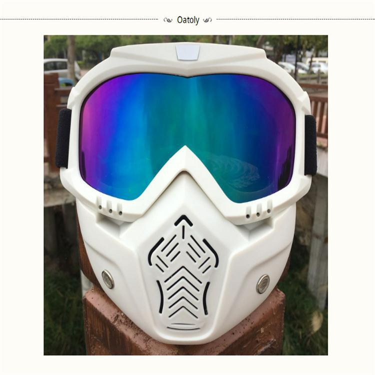 Cross Border For Retro Harley Helmet Goggles Mask Goggles Off-road Motorcycle Goggles