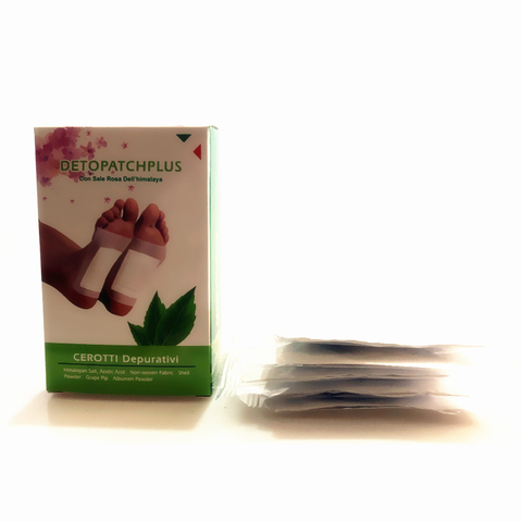 Chinese Medicine Anti Cellulite Detox Foot Pads Slimming Detoxify Remove Melasma Health Feet Skin Care Relax Fitness Help Sleep Lahore