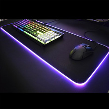 Carpet Mouse-Pad Desk Gamer Large Computer PC XXL with Backlit Play-Mat