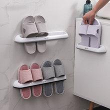 Ledfre Ванная комната Тапочки стойки настенный Пластик ящиков