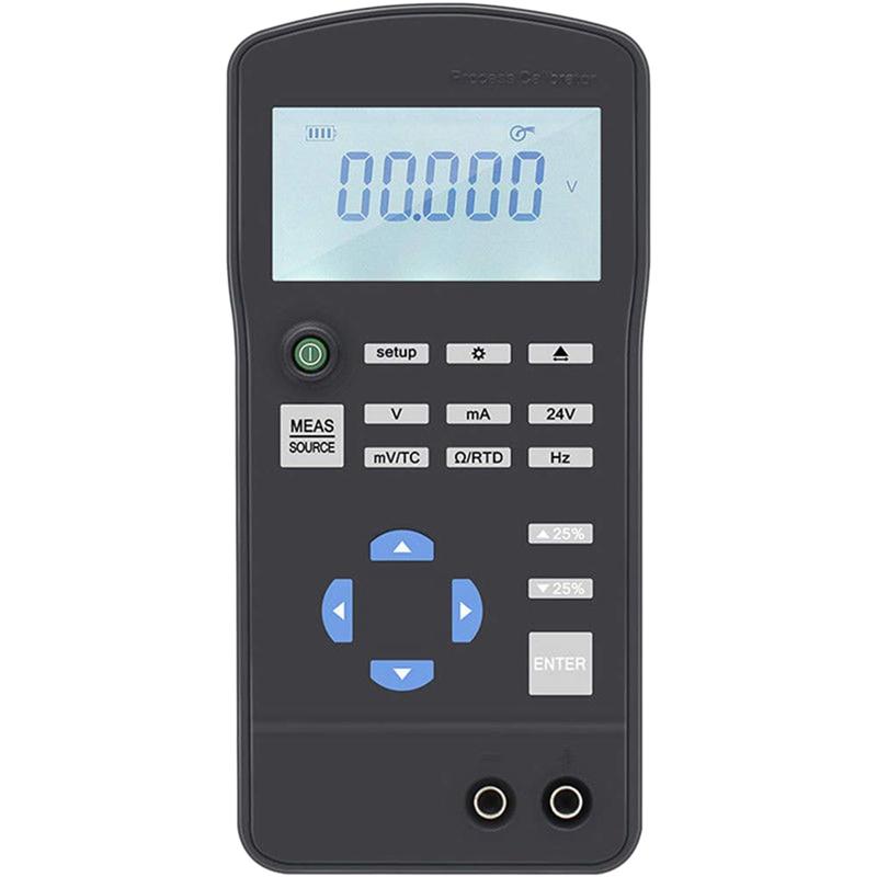 HTG810A Signal Generator 4-20MA 0-10V/Mv Process Calibrator Current Voltage Tester and Output