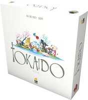 Japan Tokaido Tokaido Ordinary English version with Chinese board game cards